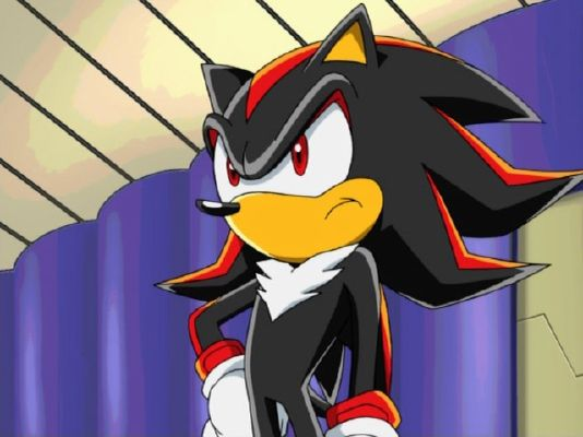 The Only Memory Shadow The Hedgehog X Reader