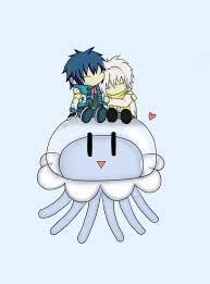 Jellyfish [Papa! Aoba x Daddy! Clear x Child! Reader] | I Love You