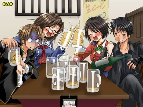 When you're drunk | Hetalia Boyfriend Scenarios [Hetalia x Reader]