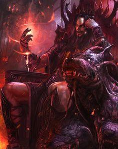 Hades God Of The Underworld Greek Gods Goddesses