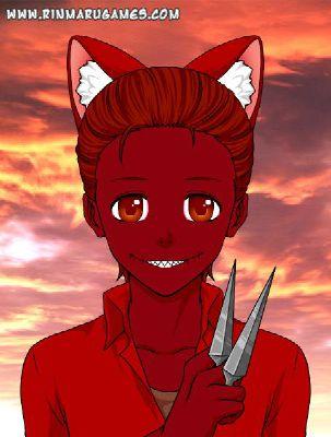 Anime Nightmare Foxy