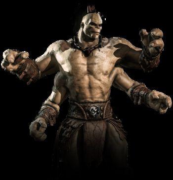 Mortal Kombat - Goro x Reader | Random One Shots (closed for