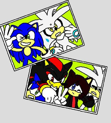 What Does Sonic, Shadow, Silver, and I think of you - Quiz