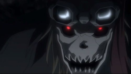 The Unnamed Shinigami.   Death Note 2