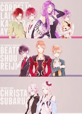 Chapter 4~ New Family | The Mysterious Girl~(Diabolik Lovers