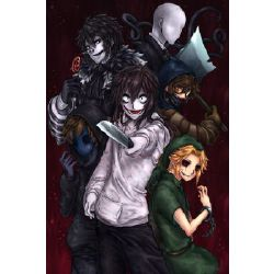 Long results quizzes creepypasta Who is