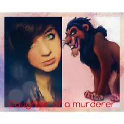 Daughter of a murderer (Descendants)