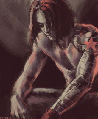Myhistory~Bucky Barnes