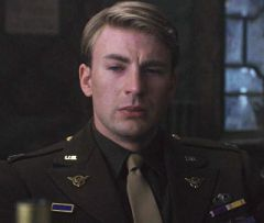 Steve Rogers x Reader ~ I know I'm a wolf   Avengers Preferences