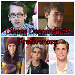 Disney Descendant