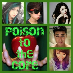 Poison to the Core (a Descendants fanfic)