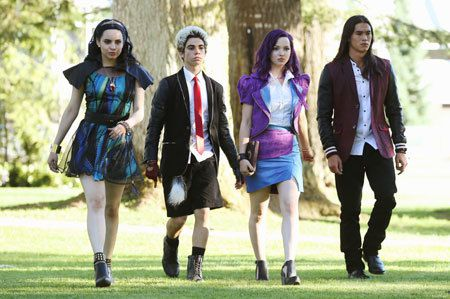 The Day Before      Descendants x5