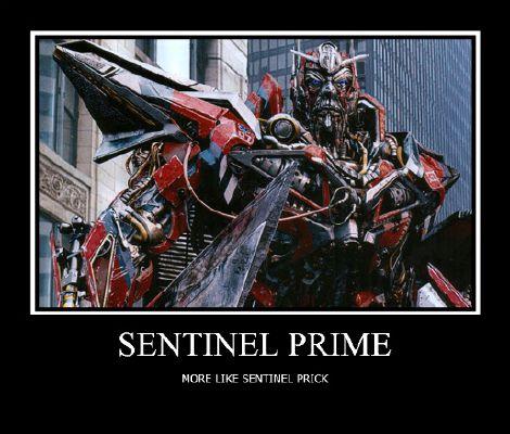 My sparkmate~ (Optimus Prime X Reader X Sentinel Prime