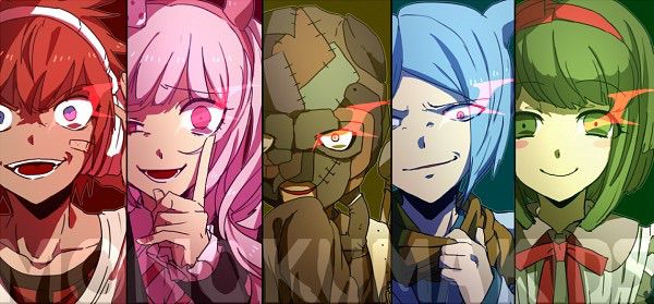 Which Danganronpa: Another Episode Character are you? - Quiz