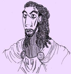 Wounds (Achaka x Healer! Reader) | King's quest reader insert oneshots