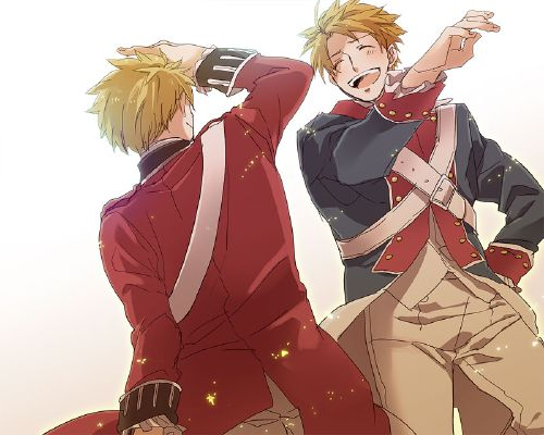 He Leaves for War | Hetalia Boyfriend Scenarios!