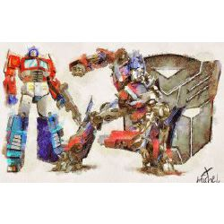 Transformers Fanfiction- Captured