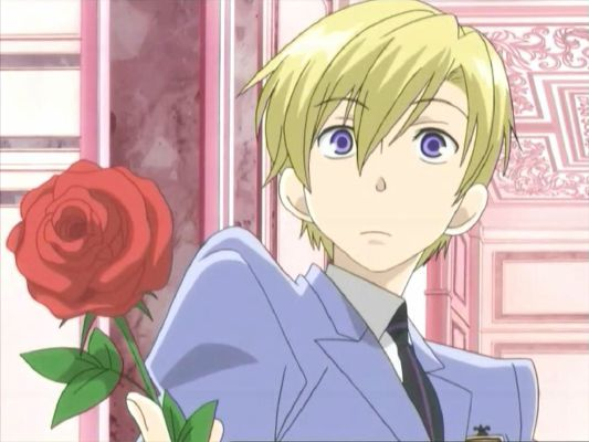 Tamaki x Shy! Reader | Ouran High School Host Club One-Shots