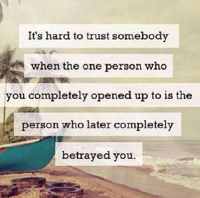 Broken Trust | Legends (A RWBY Fanfic)