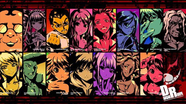 Which Danganronpa character are you? (Trigger Happy Havoc