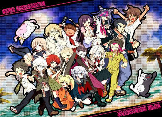 How well do you know Super Dangan Ronpa 2? - Test