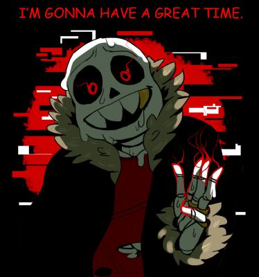 Underfell Sans! | Which AU Sans are you? - Quiz