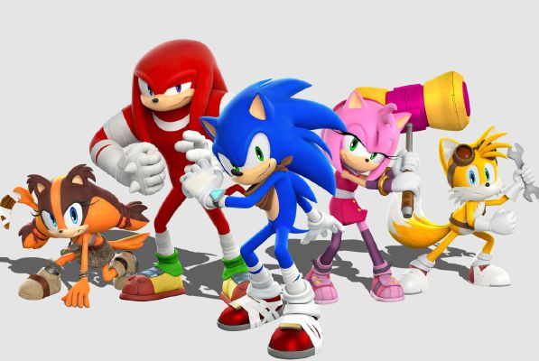 What Does Sonic The Hedgehog Think Of You Girls Plz Quiz