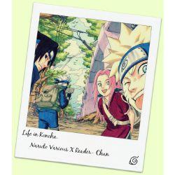 Kiba Inuzuka Reader