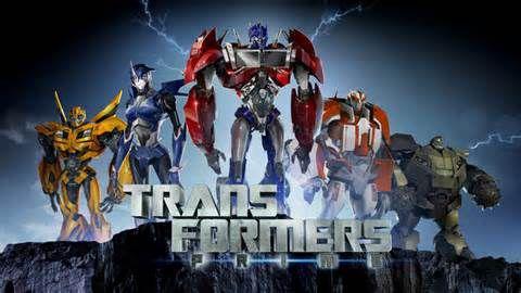 Transformers Prime Scenarios