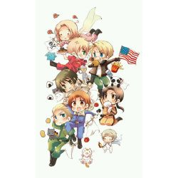 What they Fear About the Relationship~ | Hetalia Boyfriend x