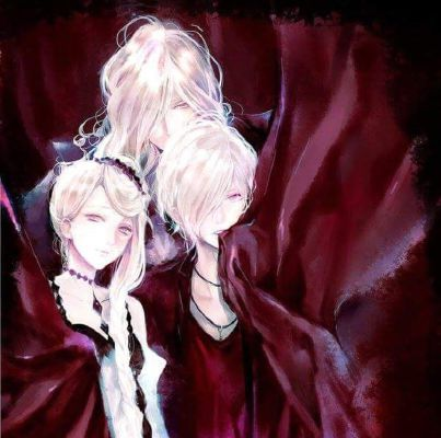 When you catch him smelling your pillow ~ | Diabolik lovers