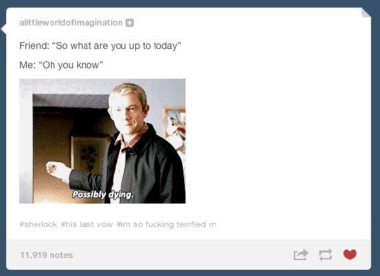 He Hits You | Sherlock Preferences