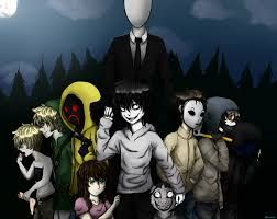 Which Creepypasta likes you? - Quiz