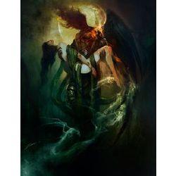 Yandere king x reader x demon king