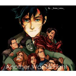 Another War To Fight (A Percy Jackson Fanfiction)