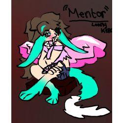 Mentor (AntiSepticEye x Reader)