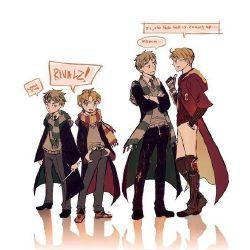Supernatural Harry Potter Cr Stories