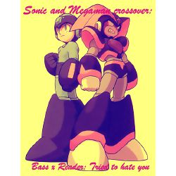 4] Lust,Sparks and    A Stalker? *Lemon* | Megaman and Sonic
