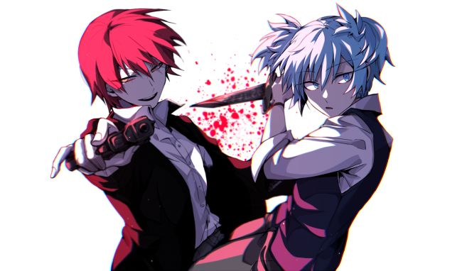 The little lies, to hide the truth (Assassination Classroom