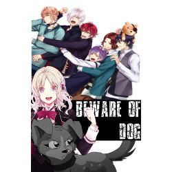 Beware of Dog (Diabolik Lovers x Reader)