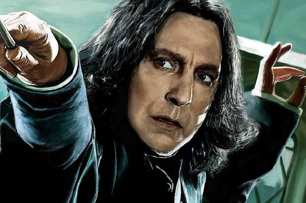 The Harry Potter books from Severus Snape's Perspective