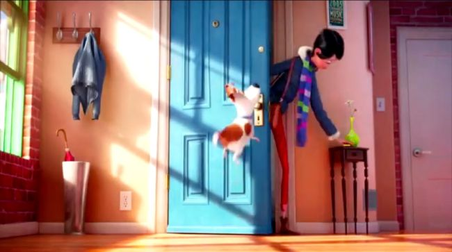 Katie Comes Home The Secret Life Of Pets Tragedy