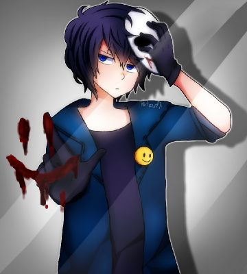 My Hero (Bloody Painter x Teen! Fem! Reader) | HIATUS