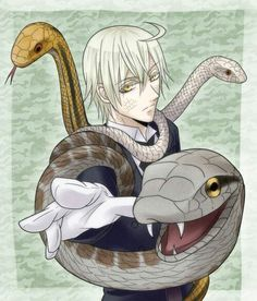Snake x Child! Acrobatic! Reader - | Black butler x Child