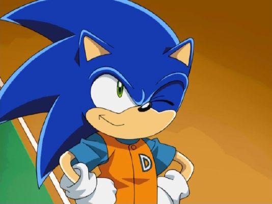 Collision The Sonic Baseball Team To Love A Hedgehog Sonic X Human Reader