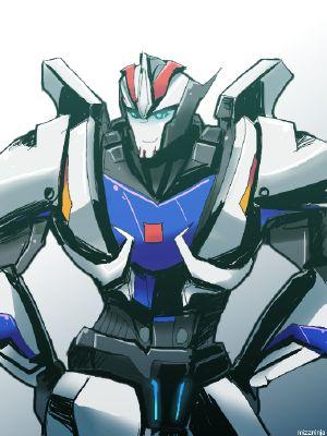 TFP Smokescreen x Cybertronian!Reader | Transformers x reader