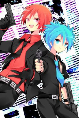 Break The Rules (Assassination Classroom x Reader) Coming