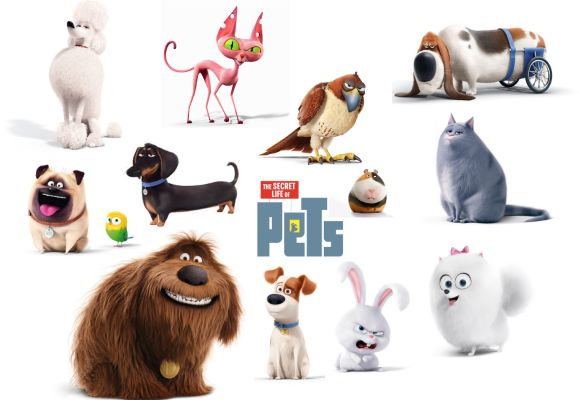 Favorite Character From The Secret Life Of Pets Poll