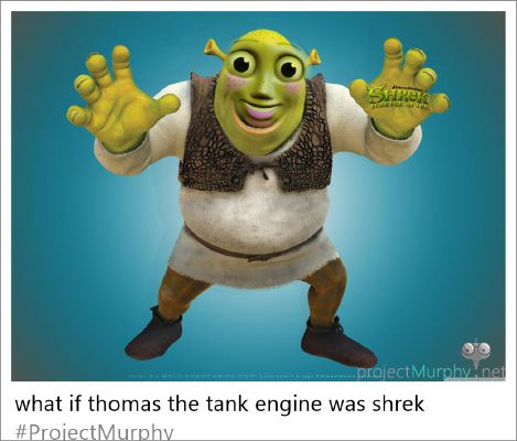 The Entire Shrek Script