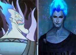 Disney Descendants Daughter of Hades